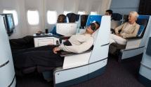 Als ondernemer gratis business class vliegen?